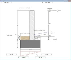 Cantilever Retaining Wall Software 7