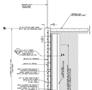 Cantilever Shoring Software - SoilStructure Software